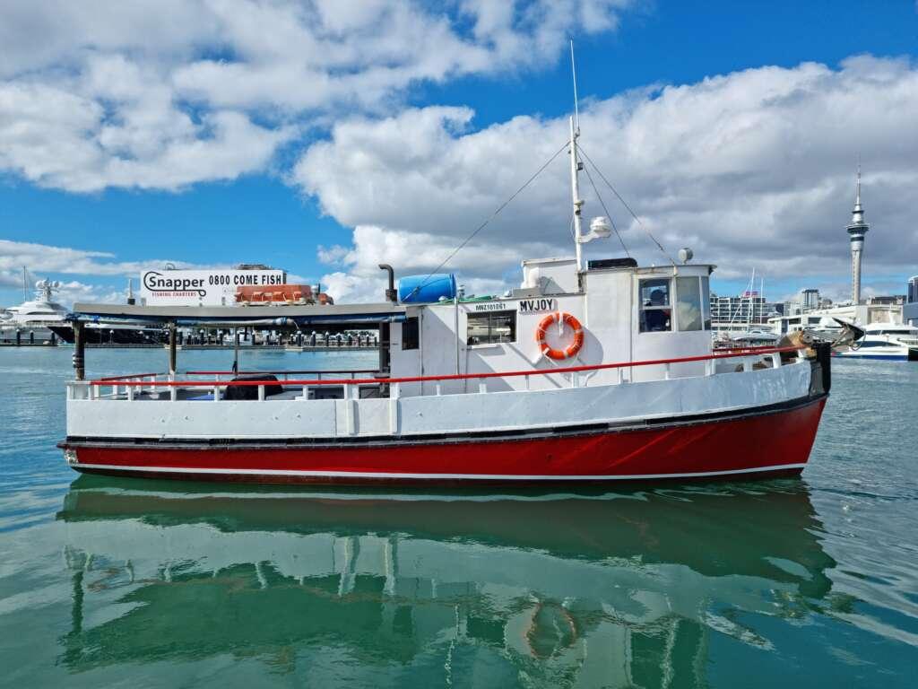 M.V. Joy Snapper Fishing Boat